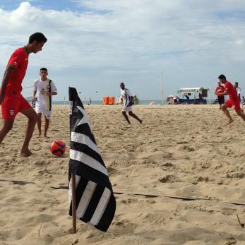 Futebol de Areia Irã