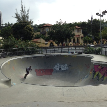 Bowl Skate Botafogo
