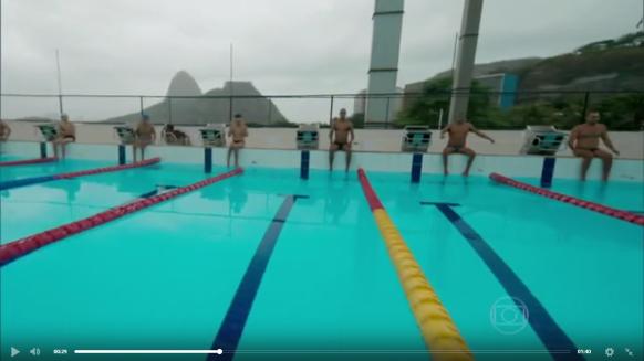 piscina dia copetição natação 3