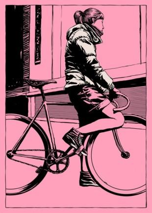 Rafa ela bike