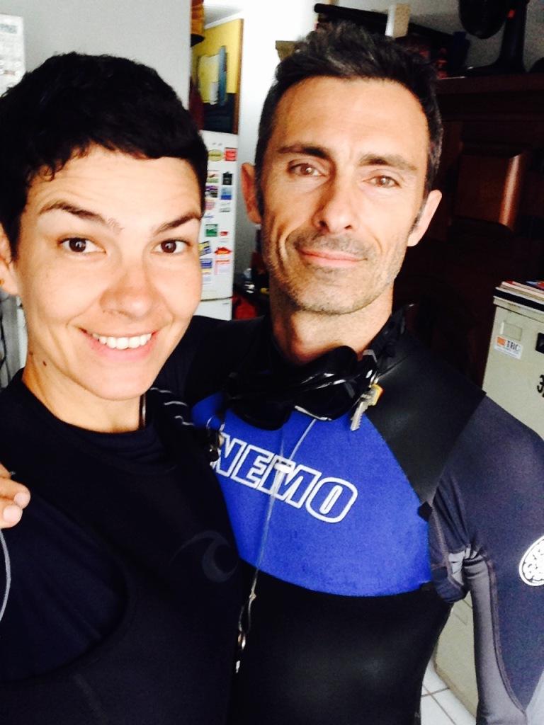 Sheila_Zanesco e Cesar_de_Castro