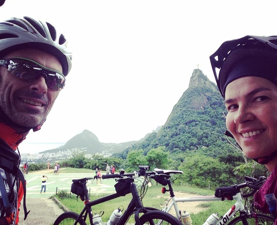 Treino AudaxRio Guapi - pelas paisagens do Rio de Janeiro