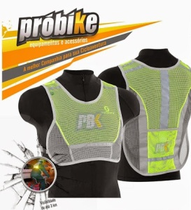 post 45 CATALOGO PRO BIKE 2015 - COLETE REFLETIVO post