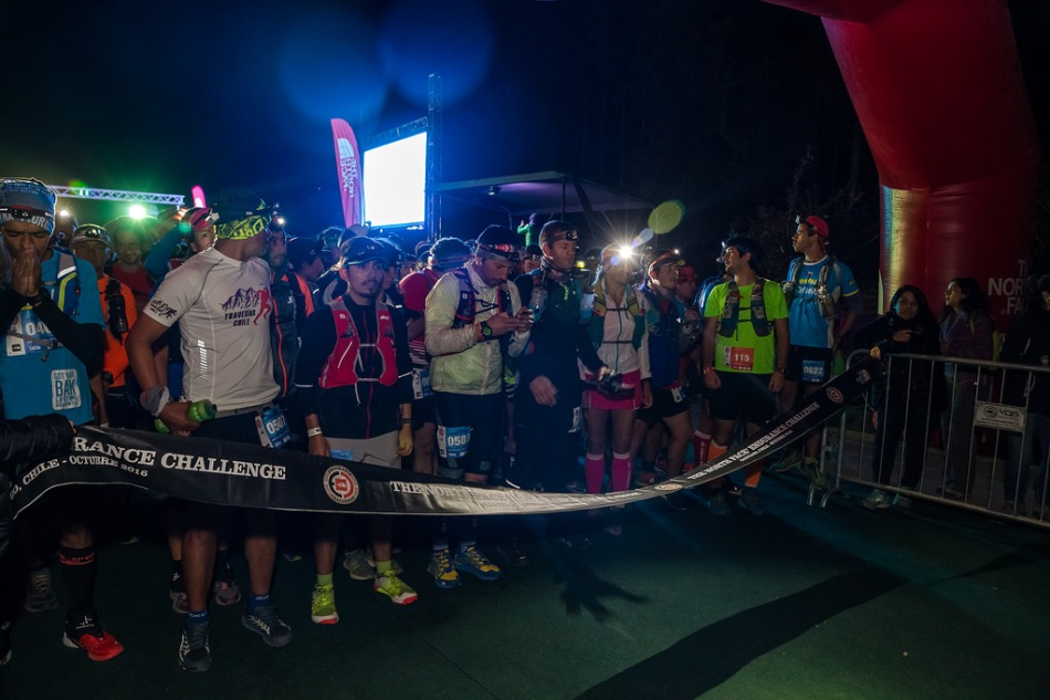 wc_largada Endurance Challenge The North Face Chile 2016